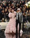 Lily-Rose Depp mariée Haute Couture du défilé Chanel