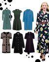 20 robes boutonnées devant qui nous font craquer