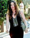 Alanis Morissette : jeune mariée, la rockeuse attend un bébé
