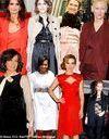 Best dressed 2009, votez pour votre préférée !