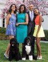 Coronavirus : à quoi ressemble le confinement de la famille Obama