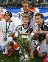 Cruz Beckham, future star du football