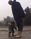 Découvrez North West dans un clip de Kanye