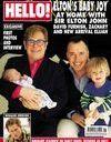 Elton John : il nous présente son fils Elijah !