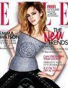 Emma Watson : audacieusement rock pour le ELLE anglais