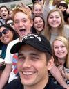 James Franco : pourquoi il est accro au selfie