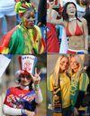 La Coupe du monde de football, côté supportrices