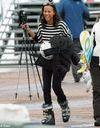 Le look du jour : Zoe Saldana