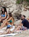 Leonardo DiCaprio passe le début de l'année entouré de mannequins