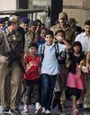 Les acteurs de « Slumdog Millionaire », de retour en Inde
