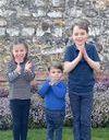 George, Charlotte et Louis : cette passion commune avec les princes William et Harry