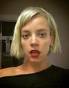 Lily Allen passe au blond