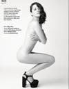 Marion Cotillard, entièrement nue dans la presse russe