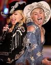 Miley Cyrus et Madonna: un duo très attendu pour MTV Unplugged!