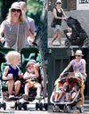 Naomi Watts est devenue une poussettista !