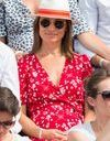 Pippa Middleton enceinte : les photos de sa partie de tennis, le ventre rond