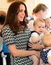 Première sortie officielle en Nouvelle Zélande pour le prince George