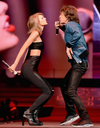 Quand Mick Jagger s'invite sur la tournée américaine de Taylor Swift