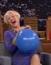 Vidéo : la prestation hilarante d'Helen Mirren sous hélium