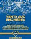 Wendie Renard, Estelle Mossely, Luka Karabatic, Martin Fourcade : les athlètes français se mobilisent pour une vente aux enchères inédite