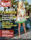 Zahia, « l'escort-girl » se confie à « Paris Match »