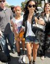Cannes 2012 : Jada Pinkett-Smith, moment mère-fille avec Willow