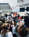#7novembre16h34 : toutes (et tous) mobilisées place de la République à Paris