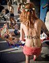 Femen : leur page Facebook tunisienne piratée