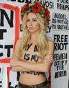 Femen : une activiste ukrainienne expulsée de Tunisie