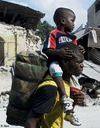 Haïti : une quinzaine d'enfants disparus des hôpitaux