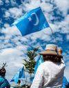 Instagram : un carré bleu pour sensibiliser au sort des ouïghours en Chine