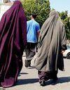 La burqa uniquement autorisée aux touristes en Suisse ?