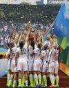 Les stars américaines fières de leur équipe de football féminine
