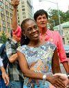 Lesbienne, elle a épousé le candidat à la mairie de New York