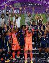 Ligue des champions féminine : les Lyonnaises entrent dans la légende