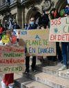 Loi climat et résilience : la jeunesse squatte face aux députés