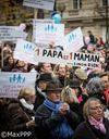 Manif anti mariage gay : Caroline Fourest et les Femen frappées