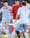Naples : les femmes de footballeurs interdites de scènes de ménage
