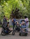 New York rend hommage à trois féministes en érigeant un nouveau monument dans Central Park