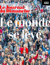 Rassemblements : les unes coup de poing envahissent la presse
