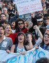 Retraites : les lycéens dans la rue créent la polémique