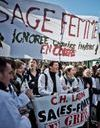 Sages-femmes en grève : « On vous fait naître, il faut nous reconnaître »