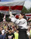 Svetlana Tikhanovskaïa : l'icône de la démocratie qui fait trembler la Biélorussie