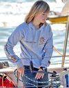 Une navigatrice de 16 ans retrouvée saine et sauve