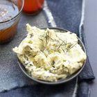 Beurre Aux Algues Et Vinaigrettes Aux Épices