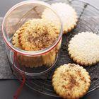 Biscuits Sablés Amandes Ou Noisettes