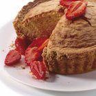 Gâteau Aux Fraises Sans Balance