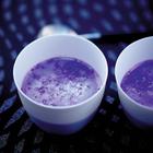 Velouté De Chou-fleur Violet Et Saumon Fumé