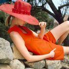Vite, Une Capeline Pour Défier Le Soleil