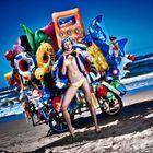 L'art de s'habiller à la plage